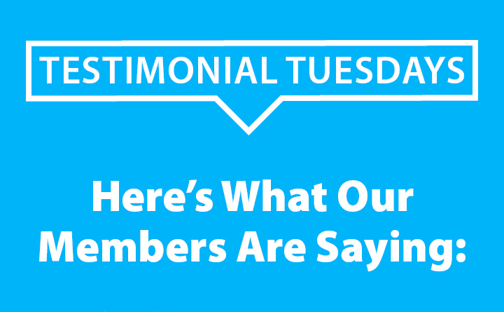 Testimonial Tuesday: What are LifeCare Members Saying?