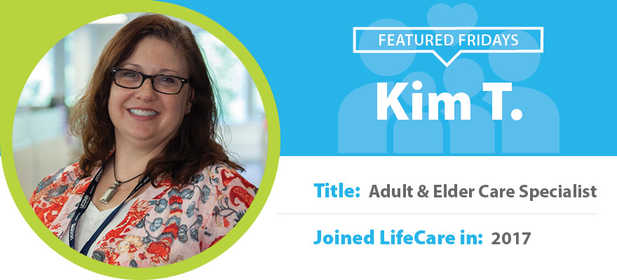 Featured Friday: Meet Kim T.