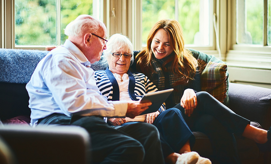 National Family Caregivers Month: Caregiving In Crisis